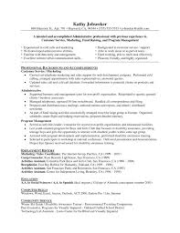 customer service skills resume example resume template and