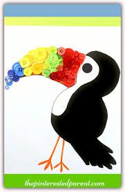 best 25 toucan craft ideas on pinterest parrot craft jungle