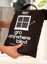 Gro Company Blackout Blind Grobag Gro Anywhere Blind Canada U0027s Baby Store