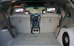 inside toyota highlander 2006 toyota highlander turbo hybrid sport by borg warner