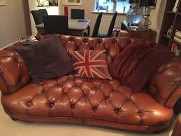 Dfs Chesterfield Sofa Fabulous Leather Chesterfield Sofas Two Footstool Dfs Oskar Range