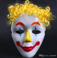 venetian masks for sale jester jolly mask party cos clown mask kids children hallowmas