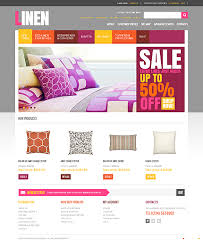 Bedding Websites Website Design 40845 Luxury Bed Linen Custom Website Design