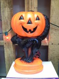 16 Best Halloween Blow Mold Decorations Images On Pinterest Blow