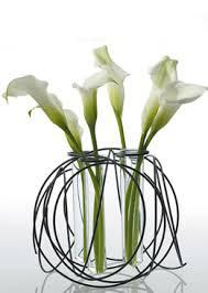 Test Tube Flower Vases 4 Structure Stand With Test Tube Vases