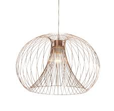Bedroom Ceiling Light Jonas Wire Copper Pendant Ceiling Light Wire Pendant Copper