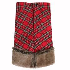 Black Tree Skirts Picture Collection Plaid Christmas Tree Skirt All Can Download