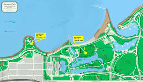 Chicago Areas Map by Jackson Park Chicago Map Map Of Jackson Park Chicago United
