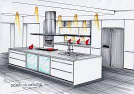 hauteur ilot central cuisine hauteur ilot central cuisine awesome cuisine avec lot