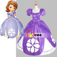 Princess Sofia Halloween Costume Popular Costume Sofia Buy Cheap Costume Sofia