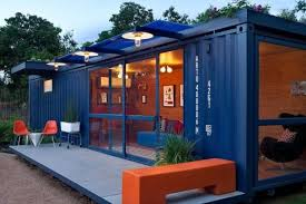 10 Houses Made From Shipping Containers Huffpost
