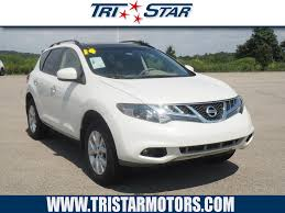nissan murano used 2014 used 2014 nissan murano sl for sale in uniontown pa vin