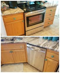Easy Kitchen Cabinets by Decoart Blog Diy Easy Kitchen Cabinet Makeover