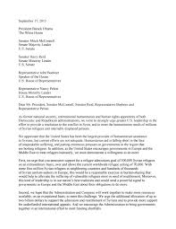 patriotexpressus personable letter from exofficials on syrian