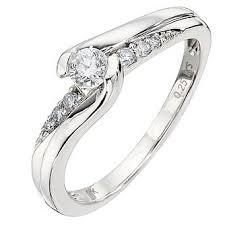 rings gold white images White gold engagement rings diamond rings h samuel
