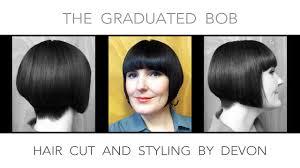 the graduated bob at volume hair studio the philly hair salon
