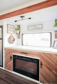 outdated home decor rustic modern rv tour mountainmodernlife com