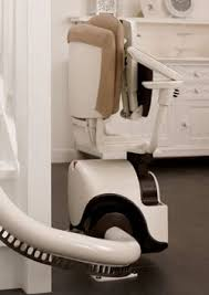 stairlift on narrow stairs kudos stair lifts