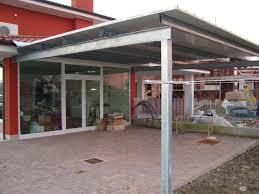 tettoia ferro battuto pensiline e tettoie in ferro battuto