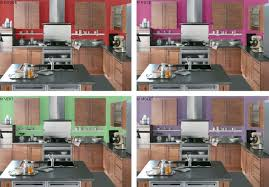 quelle couleur dans une cuisine couleur mur pour cuisine incroyable couleur peinture pour cuisine