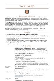 Disney Resume Example by Contributor Resume Samples Visualcv Resume Samples Database