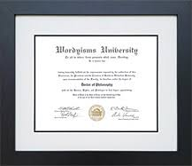 diploma framing diploma frames and certificate frames by wordyisms
