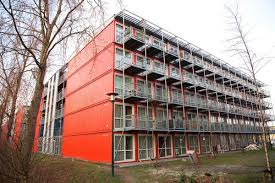Shipping Container Apartments Out Of The Box Shipping Container Homes In India Spinning The