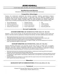 cover letter regional account manager resume regional account