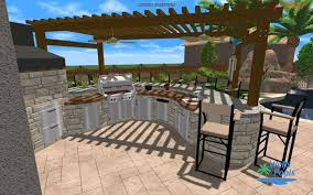 Patio And Pool Designs 3d Pool Design Sacramento Folsom El Dorado Hills Roseville