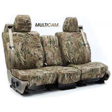 Classic Ford Truck Seat Covers - multicam camo custom auto seat covers