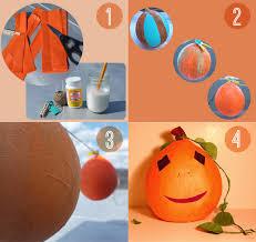 Paper Mache Pumpkin Diy Papier Mache Pumpkins U2013 Alana Jones Mann