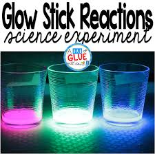 Glow In The Dark Garden Rocks by Glow Stick Science Chemical Reaction Lab A Dab Of Glue Will Do