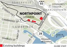 Green Line Map Boston by 300 Million Deal Jumpstarts Northpoint Development In Cambridge