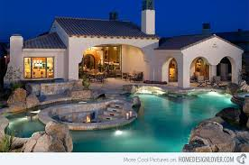 mediterranean house plans with pool pools decoration for house