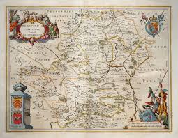 Hertfordshire England Map by Hertfordshire Antique Maps Old Maps Of Hertfordshire Vintage