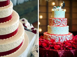 7 rainbow colours for your wedding cake our wedding journal