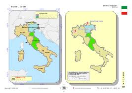 Map Of Italy by File Historical Map Of Italy Ad 1800 1900 1861 Svg Wikimedia