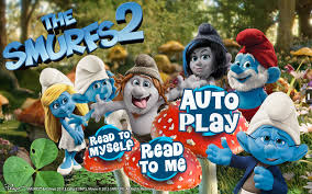the smurfs amazon com the smurfs 2 movie storybook appstore for android