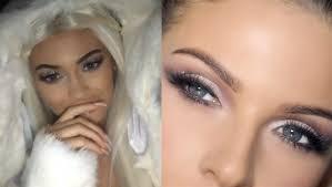 kylie jenner eskimo makeup youtube
