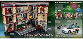 Lego Headquarters Ghostbusters Minifigure Price Guide