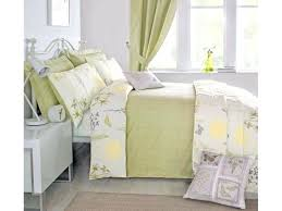 green bedding and curtains new piece sage green brown cal king bed