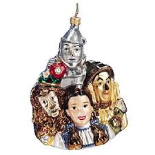 wizard of oz dorothy and friends polonaise ornament kurt s