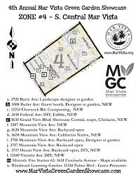 4th annual mar vista green garden showcase offers glimpses of your