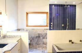 double zero entry shower spa like bathroom remodel youtube