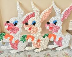 bunny decorations bunny decoration etsy