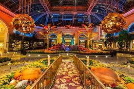 Bellagio Botanical Garden A Snap Of The Fall Display 2017 In The Bellagio Gardens Just As