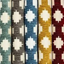 Geometric Fabrics Upholstery Mcalister Textiles Arizona Moroccan Style Geometric Fabric