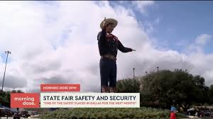 Dallas pd prepared with security at state fair of texas cw33 newsfix