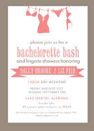 bachelorette party invitation printable file