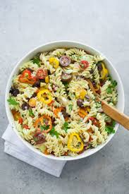 vegan antipasto pasta salad wholefully